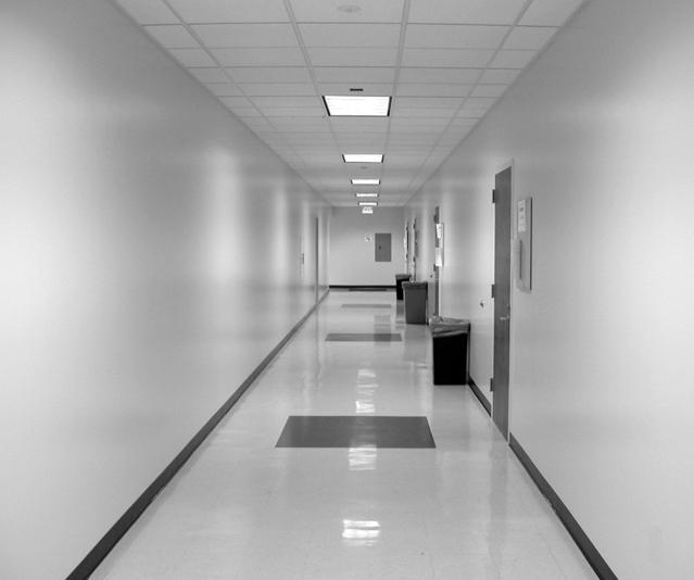 latexspuiten ziekenhuis