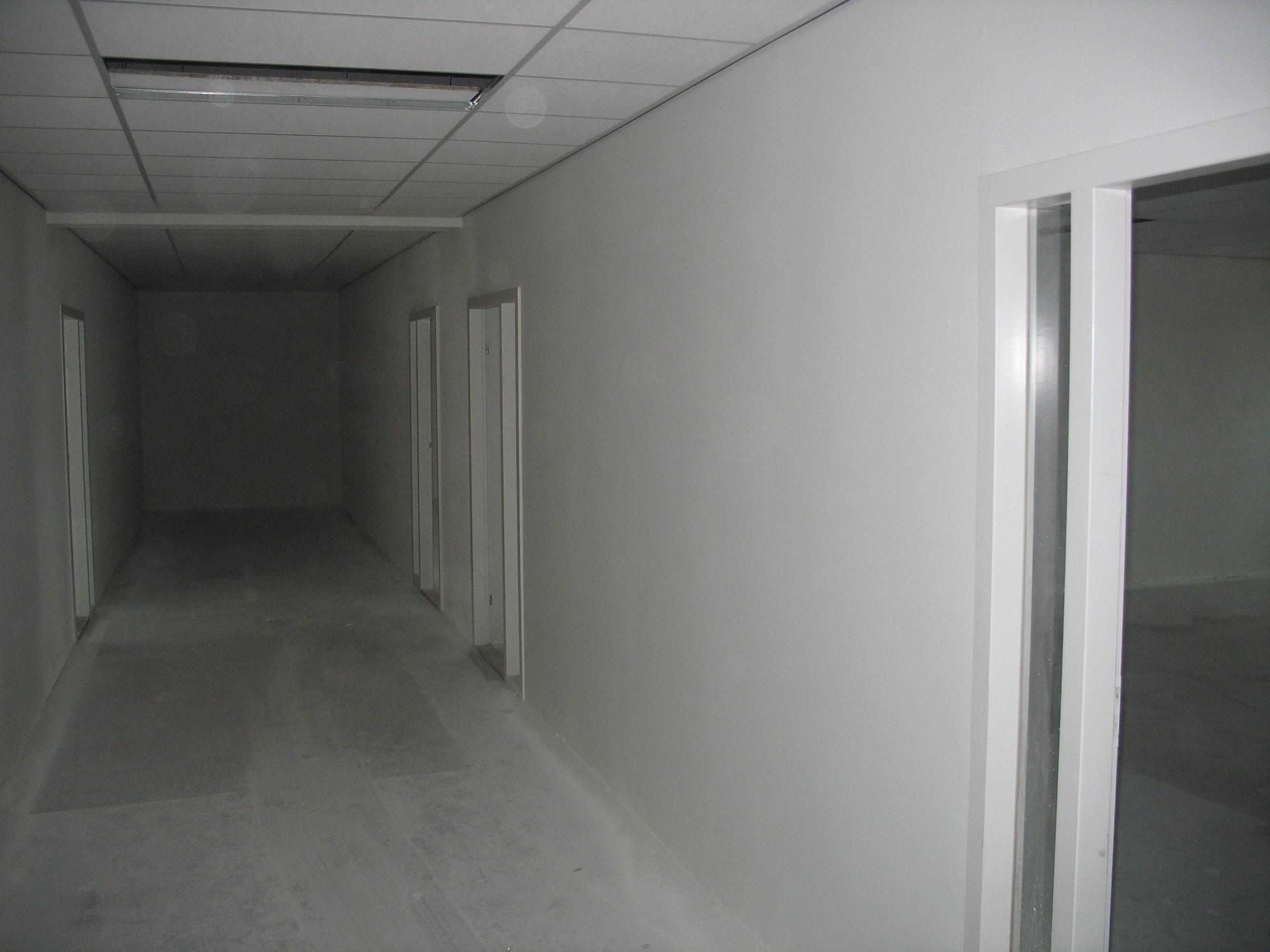 latexspuiten kantoor